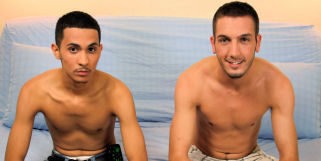 Marlin and Dylan are our new straight boys.  Check them out to see what they do for cash.