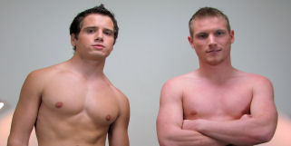 Ridge and Josh are 2 new hot broke straight boys.  Be sure not to miss this HOT scene and their first porn shoot.