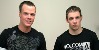 CJ & Austin are back.  This was the members choice from awhile ago.