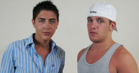 This is an oldie but goodie with CJ and Corey.  See what these boys do for cash.