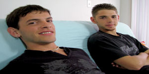Broke Straight Boys Brian and Shawn need more money so they are back.  See how broke these guys really are.