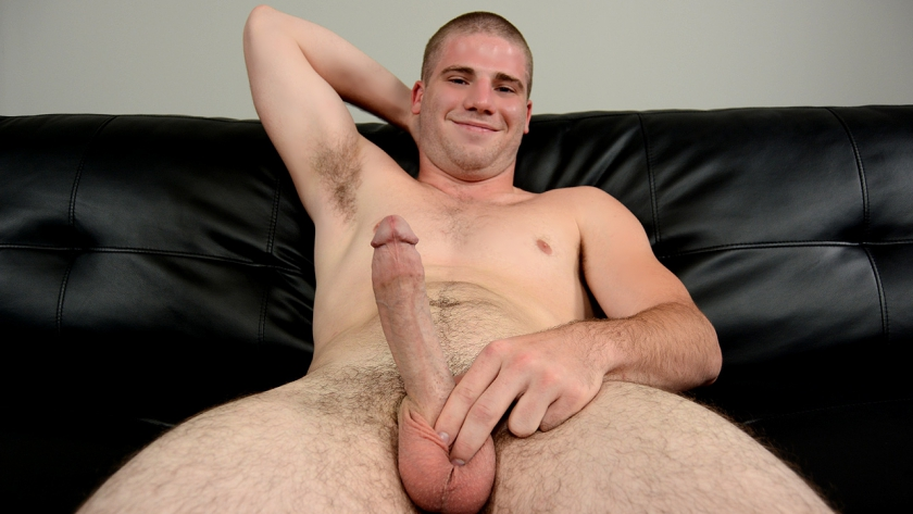 Newbie Griffin Matthews is a hot slab of Midwestern beef. He has body, dick and looks to last for 