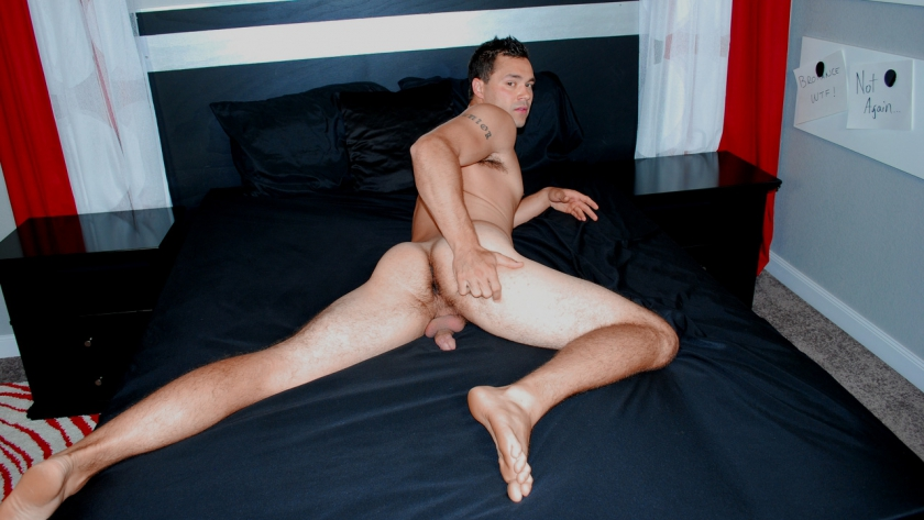 Craving an Italian All-American beefy sausage?  Then you are going to love Sergio Valen! The stud 
