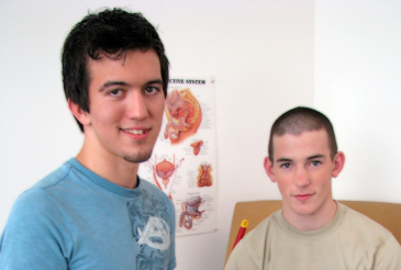 Jason & Mick