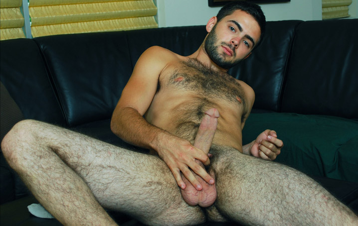 Josh Long is a sexy 19 year old with an extremely hot little body.  Josh stands 5-7 and is covered  head to toe in sexy dark hair.  We especially love his hairy chest and buns.  But the thing that we  like the most about Josh is his great personality, awesome smile, and long ha