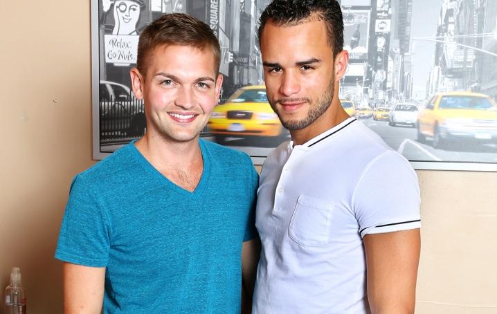 Conner Mason And Javier Cruz